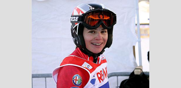 Karen Putzer darf Schneetraining wieder aufnehmen- ©Gerwig Löffelholz