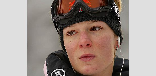Maria Riesch erfolgreich operiert- ©Head