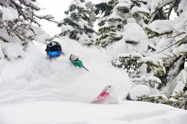 Photo Gallery: 7 Feet of Powder for Tahoe- ©Keoki Flagg