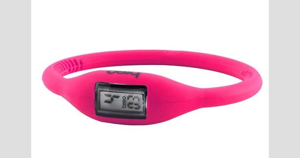 Breo Roam Watch - pink