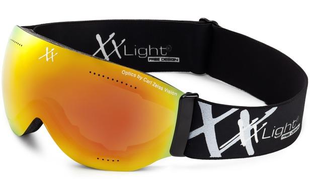 masque de ski xxlight helios. Black Bedroom Furniture Sets. Home Design Ideas
