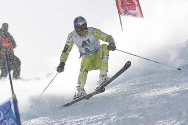 Axel Lund Svindal, Soelden 2012
