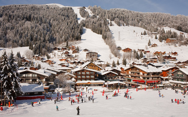 Les Portes du Soleil: A network of traditional villages ©N Joly OT Les Gets