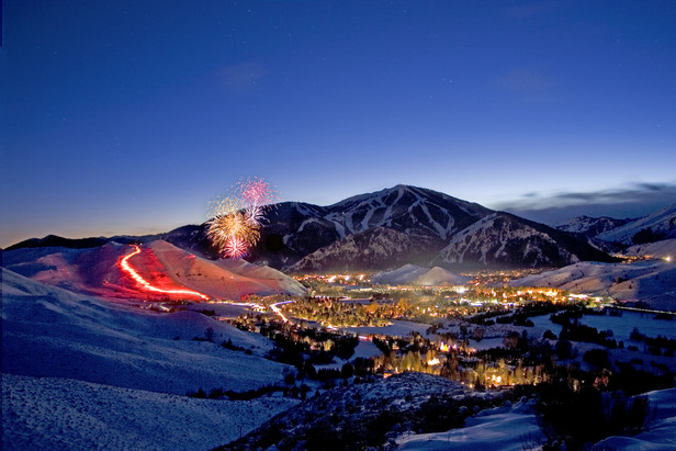 2012 Pacific Northwest Region Best Nightlife: Sun Valley Resort
