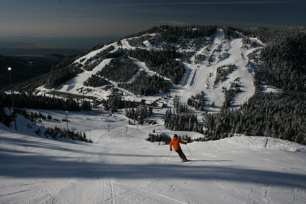 Cypress Mountain, Vancouver, British Columbia. Photo by JJ Koeman/Cypress Mountain.