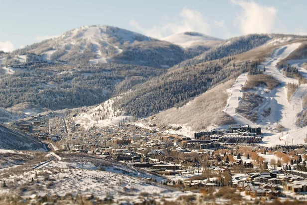 Top NYE Ski Towns: Park City