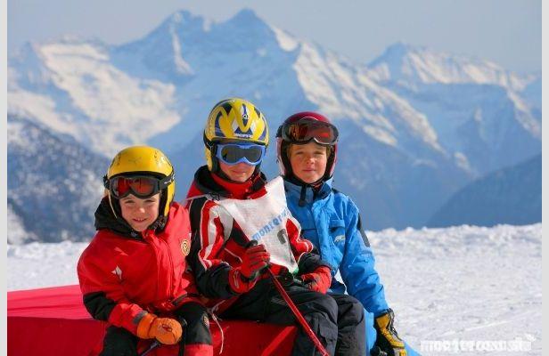 Monterosa Ski, bambini