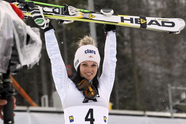 Anna Fenninger, Semmering 2012