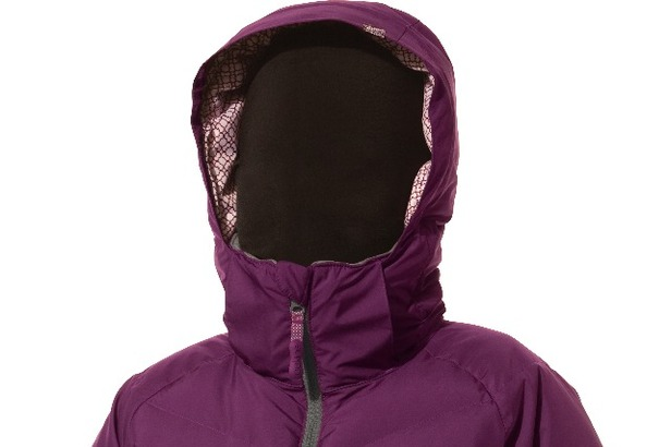 Dakine Kensington Down Jacket - The Kensington Down Jacket has a stylish look but the technical features mean business: A soft, 100 percent recycled polyester waterproof/breathable exterior with taped seams houses premium goose down to keep you warm and dry. Cool extras such as zip-off powder skirt, zippered underarm vents and stretch hand gaiters help you deal with fluctuating temperatures. $299.