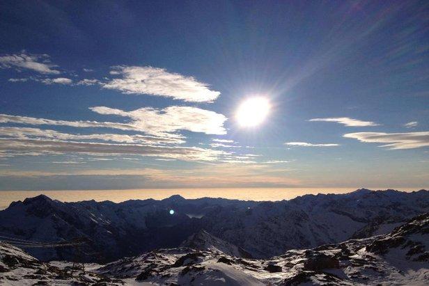Monterosa Ski, Gennaio 2013