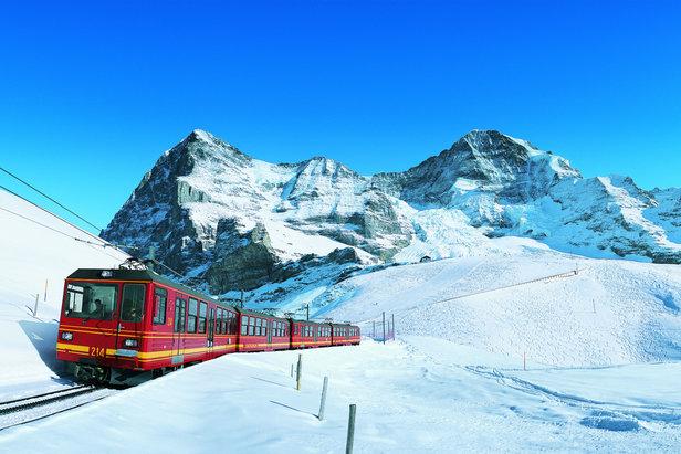 Dank asiatischer Gäste: Jungfraubahn-Gruppe erzielt hohen Gewinn ©Jungfrau Region