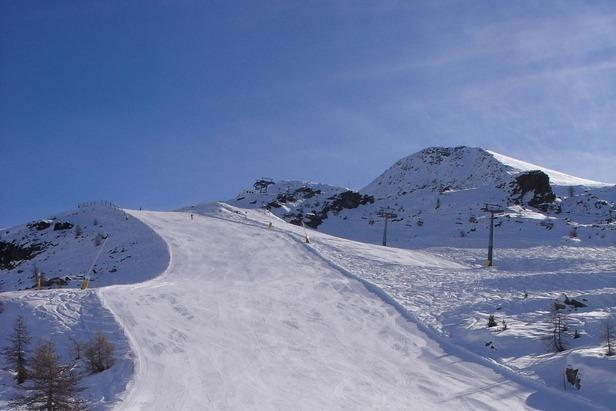 Il punto di vista dello sciatore sul Monterosa Ski- ©Andrea Corbo
