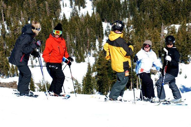 Photo courtesy of Expedition: Kirkwood and Kirkwood Mountain Resort