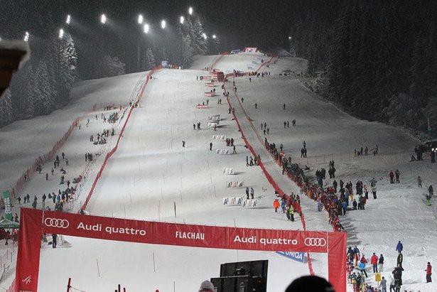 Coppa del Mondo, rivincita di Hirscher e Tina Maze. Moelgg sfiora l'impresa- ©FIS Alpine World Cup Tour