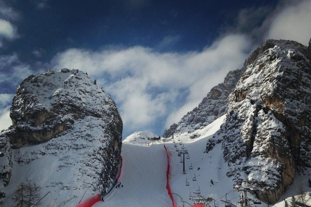 Cortina - FIS Alpine World Cup Tour