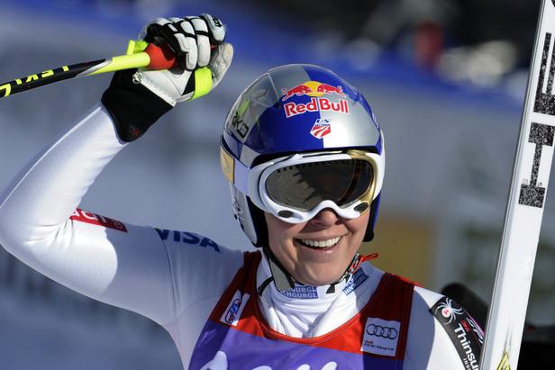 Lindsey Vonn, Cortina 2013