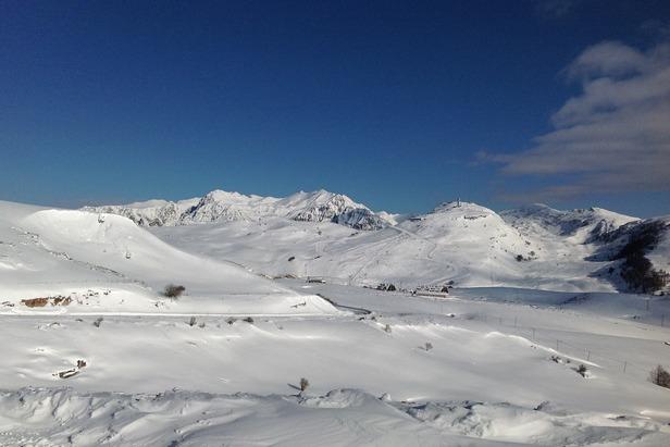 Lessinia - Malga San Giorgio, Veneto - Neve fresca di Gennaio