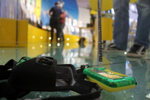 Pieps präsentierte auf der ISPO seine neuen LVS-Geräte DSP Pro und DSP Sport