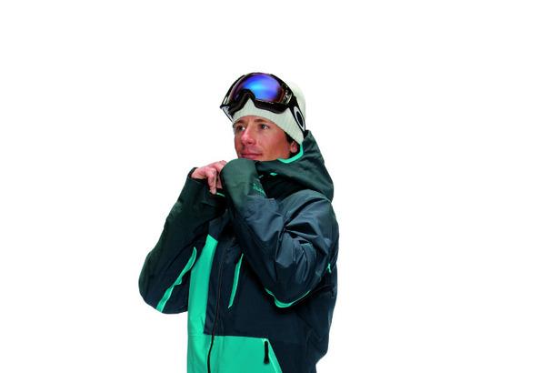 Seth Morrison Pro Rider Series: Beltline Pro Jacket + Beltline Pro Pant von Oakley