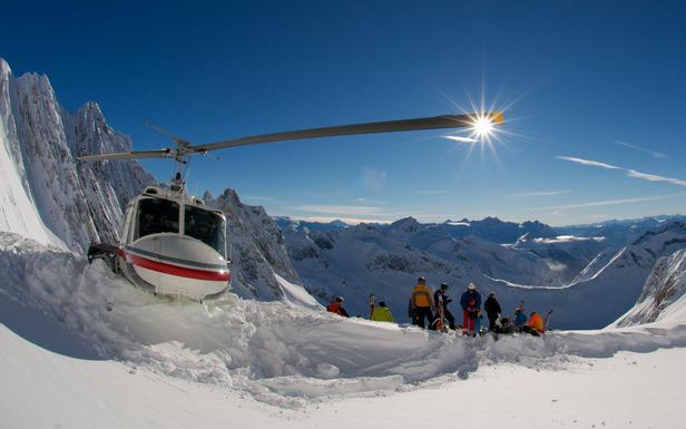Un séjour héliski au Canada avec Luc Alphand pour guide, ça vous tente ?