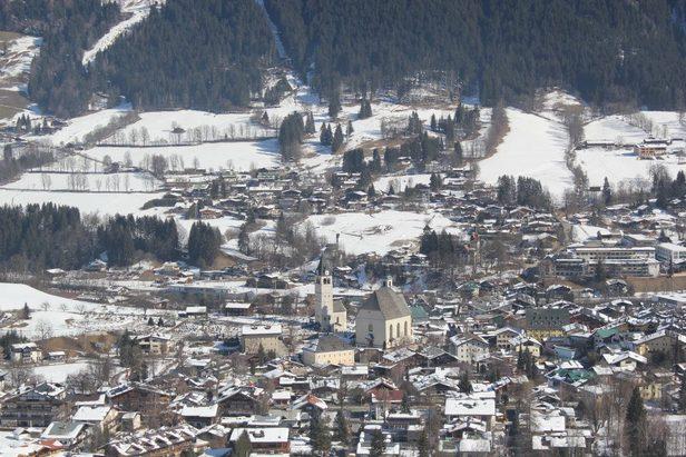 Donde esquiar en Alpes, España y Andorra en los próximos días- ©Kitzbuehel