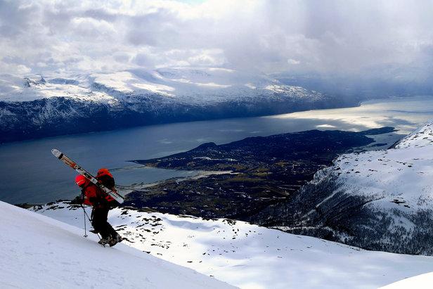 Escapade ski dans les Alpes de Lyngen (Norvège)