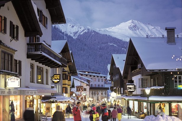 Top 10 European weekend ski resorts with easy airport access- ©St. Anton Tourism