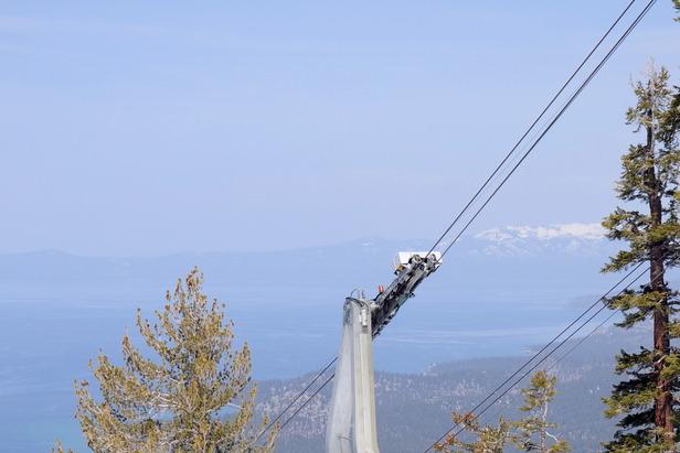 Top Spring Skiing Destinations: Heavenly Mountain Resort- ©Courtesy of Heavenly Mountain Resort