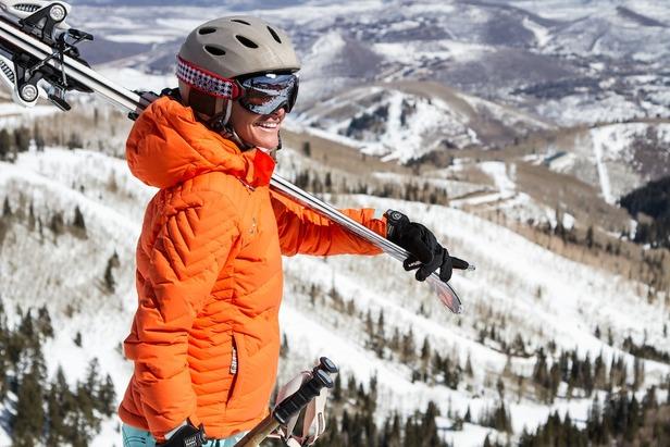 De perfecte ski outfit ©Liam Doran
