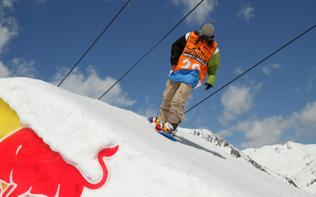 Total Fight Grandvalira Snowboard