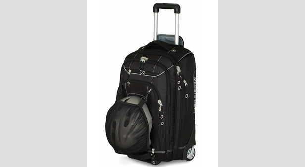 High Sierra Wheeled Carry-On Boot Bag- ©High Sierra