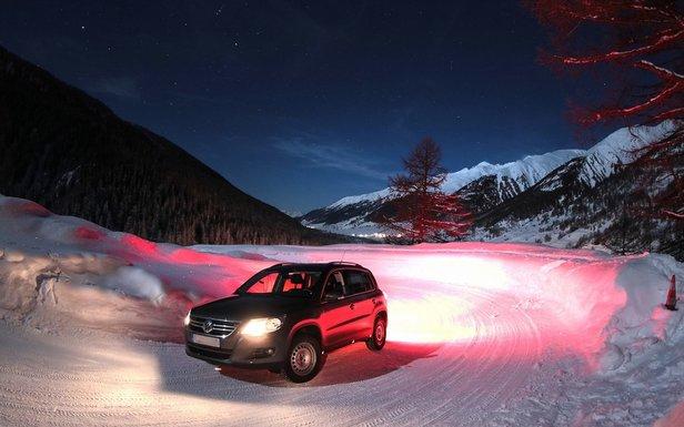 Bien équiper sa voiture pour rouler sur la neige