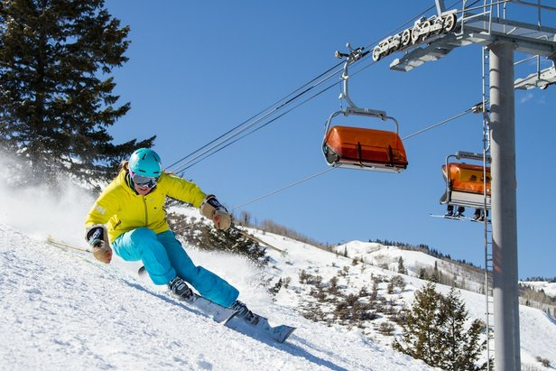 Top Ski Resorts for Thanksgiving: Park City- ©Liam Doran