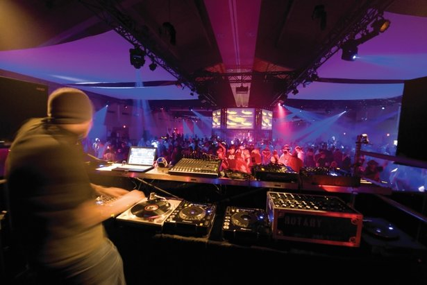 2013 Best Overall Nightlife: Whistler Blackcomb