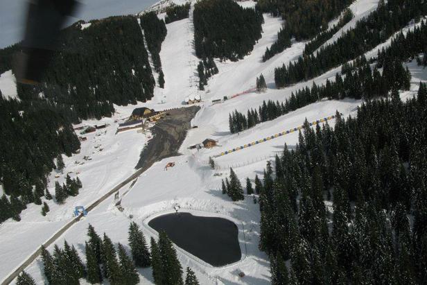 Altopiano di Asiago: si continua a sciare sul Verena fino a Maggio- ©Ski Area Monte Verena