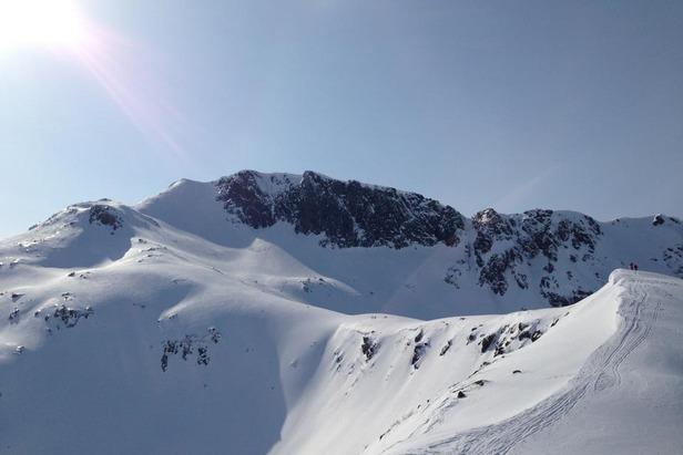 Drømme-toppturhelg på andre siden av fjorden
