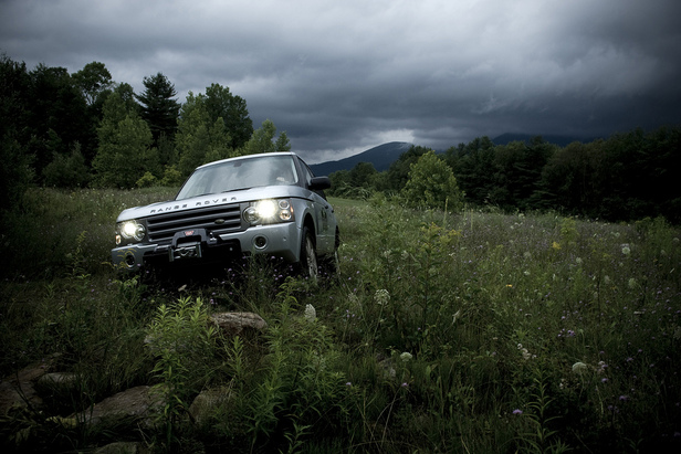 Take it Off-Road Near Stratton Mountain- ©Equinox Resort and Spa