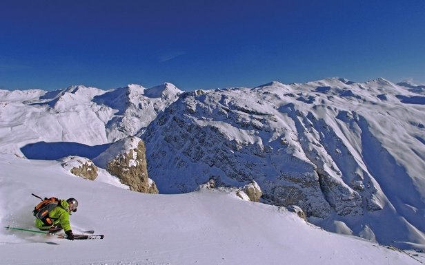 8 of the Best Resorts for Skiing in April ©A. Royer / OT de Val d'Isère
