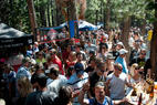 Best Summer Music Festivals in the Mountains - © Mammoth Festival of Beers & Bluesapalooza