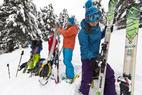Les meilleurs skis de rando pour femmes (saison 2013/2014) - © Volkl / Anton Brey
