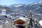 Ski train: 10 of the best resorts by train - © OT Meribel / J.M Gouedard