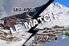Paradiski : Les Arcs vs La Plagne