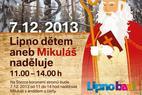 Lipno ohlásilo začátek sezóny na sobotu 7.12. - © Skiareál Lipno FB