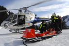 Combien coûtent les secours en montagne ? - © Hélico Montagne