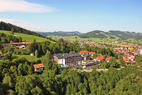 Hotel Allgäu Sonne Hündle - Erlebnisbahn Oberstaufen