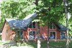 Lakeside family reunion cabin
