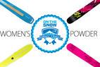 4 Women's Powder Ski Standouts for 2015