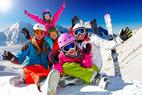Des vacances au ski en famille à Valmorel - © © Gorilla - Fotolia.com
