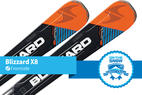 Blizzard X8: Editors' Choice, Men's Frontside