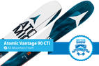 Atomic Vantage 90 CTi: Editors' Choice, Men's All-Mountain Front